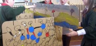 Big Draw - Scottish Inventions